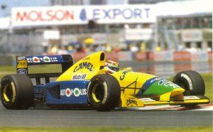 Nelson Piquet Benneton